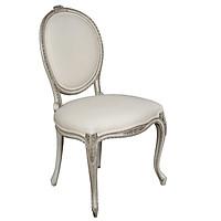 Ghế Louis XV - Ghế ăn tân cổ điển ( 2 loại: Không tay, có tay)