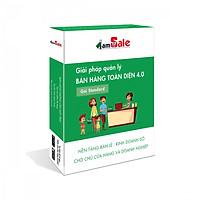 Phần mềm quản lý bán hàng toàn diện iamSale Standard  - 2 năm