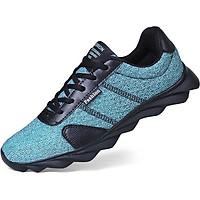 Giày Nam Vải Lưới Siêu Thoáng Nhẹ Pettino PS08XA Màu Xanh