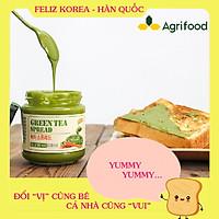 Trà xanh phết bánh mì - Feliz Green Tea Spread 250gr