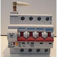 Cầu dao tổng WiFi Sonoff Công Suất Cao 4P80A dùng điện 3 pha - Hàng chính hãng