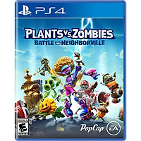 Đĩa Game PS4 Plants vs Zombies Battle For Neighborville - Hàng Nhập Khẩu