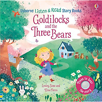 Listen and Read Story Books : Goldilocks and the Three Bears