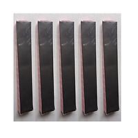 Bộ 5 Ruột Ruy băng cho Epson LQ 300, 310, in đậm, rõ nét. Ruột ribbon, băng mực dùng cho máy in kim Epson LQ 300+ii, 400, 500, 800, 850, 870