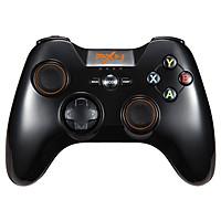 Tay Cầm Chơi Game PXN 9603 Black WIRELESS FOR PC/ANDROID/PS3 - Hàng Chính Hãng
