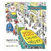 6 Câu Chuyện Vui Nhất Về Zozo – Chú Khỉ Hiếu Kỳ