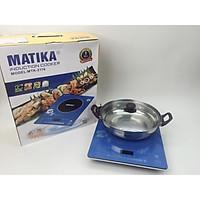 Bếp từ cao cấp Matika MTK-2116 - Hàng chính hãng