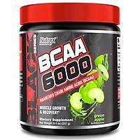 Thực phẩm hỗ trợ tăng trưởng cơ bắp Nutrex Research BCAA 6000 - Tăng hiệu suất phục hồi nhanh - 30 liều dùng