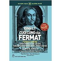 Sách - Định Lý Cuối Cùng Của Fermat - NXB Trẻ