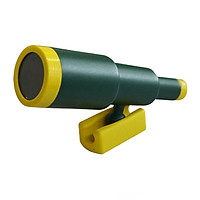 Monocular Telescope for Kids Portable Telescope 360 Degree Rotation Game Prop for Outdoor Playhouse Backyard Swing Set