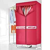 Tủ quần áo có máy sấy nhanh - máy sấy quần áo