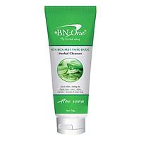 Sữa Rửa Mặt Thảo Dược Aloe Vera BN-ONE 70g