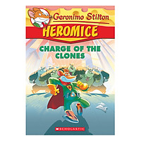 Geronimo Stilton Heromice 08: Charge Of The Clones