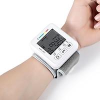 Máy đo huyết áp cổ tay, máy đo điện tử tự động, thông minh, tiện ích