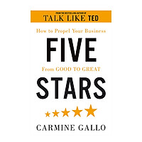 Five Stars: The Communication Secrets to Get From Good to Great (Paperback)