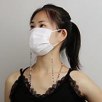 Eyeglasses Chain Mask Anti-drop Chain Eyewear Cord Colorful Rice Beads Hand Chain