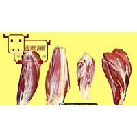 Bắp trâu Ấn Độ-buffalo shin shank