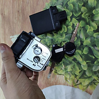 Ổ khóa dành cho xe SH Mode có Chip Từ chống trộm - G2806