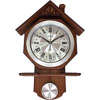 Đồng hồ quả lắc gỗ KN-S65w (62x42cm)