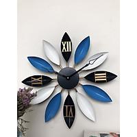 Đồng hồ treo tường cánh hoa