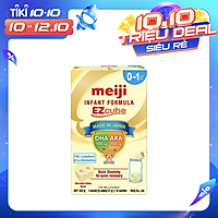 Sữa Meiji Ezcube Infant Formula Dạng Viên (432g)
