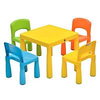 Bộ bàn ghế trẻ em cao cấp 2391 Song Long- Màu ngẫu nghiên