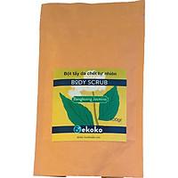 Bột Tẩy Tế Bào Chết tự nhiên Ekoko Moodswing Bengkoang - Jasmine Body Scrub (100g), tẩy da chết cho mặt, tẩy da chết body và đắp mặt nạ