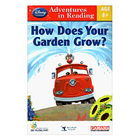 Disney learning Adventures in Reading: How Does Your Garden Grow? (Age 8+)