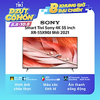 Smart Tivi Sony 4K 55 inch XR-55X90J Mới 2021