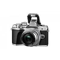Máy ảnh Olympus OM-D E-M10 Mark III + Kit 14-42mm EZ (Bạc) - Hàng Chính Hãng