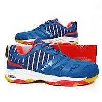 Giày bóng chuyền, bóng bàn nam nữ R27 màu xanh - Phân phối chính hãng