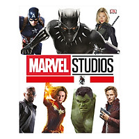 Marvel Studios Character Encyclopedia (Hardback)