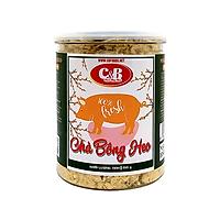 Chà Bông Heo C&B Hộp 150 Gram