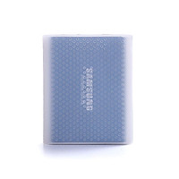 Hard Drive Silicone Case Hard Disk Non-Slip Protective Cover Scratch & Shock Proof Protector SleeveSSD Sheath