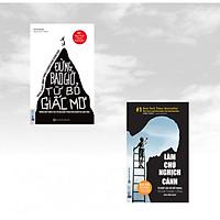 Combo 2 cuốn sách tạo động lực: Đừng bao giờ từ bỏ giấc mơ + Làm chủ nghịch cảnh – Từ một cậu bé bất hạnh, tôi đã thành công như thế nào?