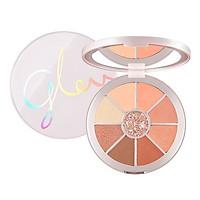 Bảng phấn mắt má hồng tạo khối Missha Glow 2 Color Filter Shadow Palette 11.5g