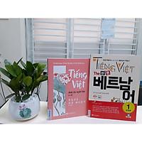 Combo  sách tiếng việt dành cho người hàn sơ cấp - Tiếng Việt  the step 1 kt