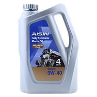 Nhớt Động Cơ AISIN ESEN0044P 0W-40  SN / CF PAO & ESTER Blend (4L)