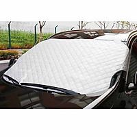 Tấm Che Chống Nắng Xe Hơi 4,5,7 Chỗ  Phản Quang, cách nhiệt kính trước cho xe ô tô dầy 3 lớp, 1 mặt tráng nhôm