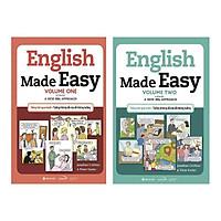 Sách - (Combo 2 cuốn) - English Made Easy Vol.1 & Vol.2