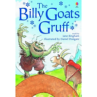 Sách thiếu nhi tiếng Anh - Usborne Young Reading Series One: The Billy Goats Gruff