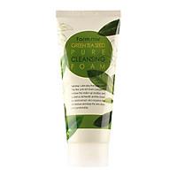 Sữa Rửa Mặt Chiết Xuất Từ Trà Xanh Farmstay Green Tea Seed Pure Cleansing Foam (180ml)