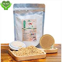 Bột cám gạo nguyên chất Mẹ Ken 500gr - tặng kèm miếng lót ly