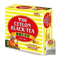 Gói hồng trà Ceylon Tradition 100 túi trà/ hộp