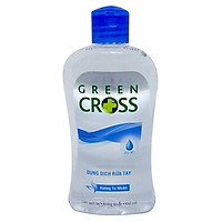 Nước Rửa Tay Khô Green Cross Hương Tươi Mát (250ml) - 8936027440753
