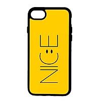 Ốp lưng dành cho Iphone 7 N.I.C.E Vàng -Hàng Chính Hãng