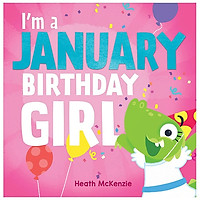 I'm A January Birthday Girl