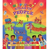 My Pop - Up atlas of people