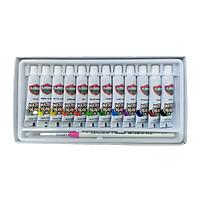 Bộ Màu Nước Masterart Series (5ml x 12 màu)