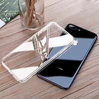 Ốp Lưng Cường Lực Trong Suốt Cho IPhone 7/8 Plus - Hàng Chính Hãng Cafele - Hàng Chính Hãng